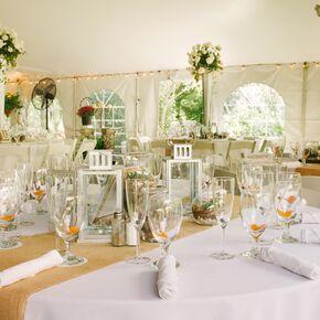 Rustic Wedding Linens