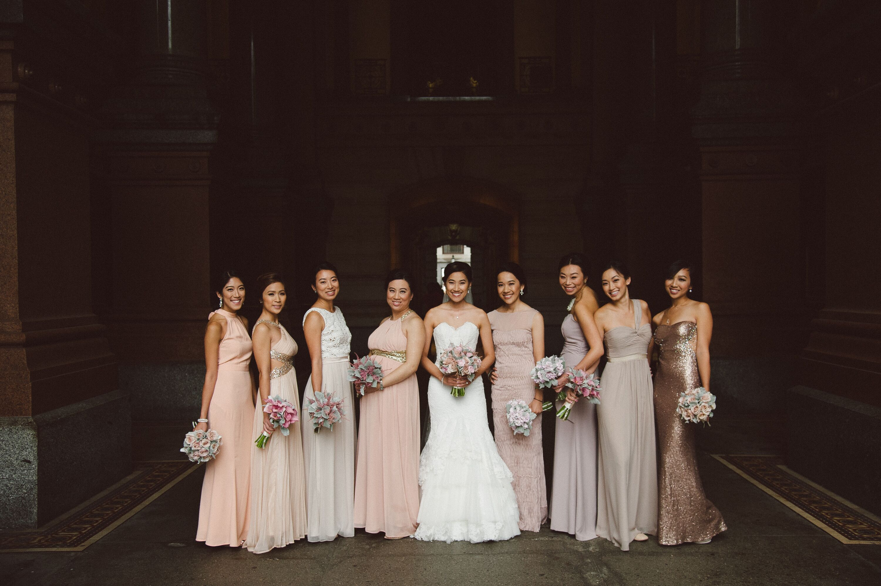A Sophisticated, Classy Wedding at Loews Philadelphia Hotel in ...