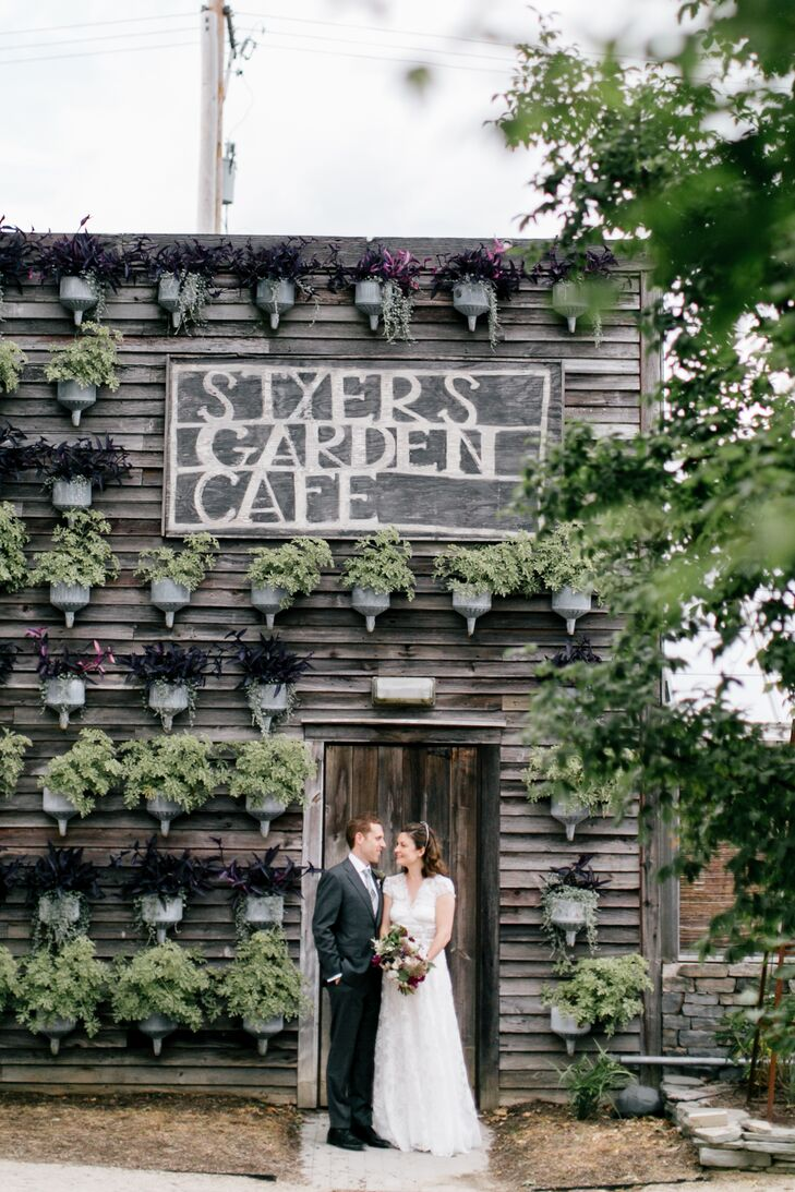 In addition to hosting events, Terrain at Styer's is a garden and home decor shop which has its own cafe with locally sourced, organic farm-to-table food.