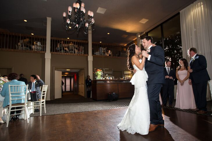 Christie And Patrick S First Dance Was A Nod To Pas Engagement The Same