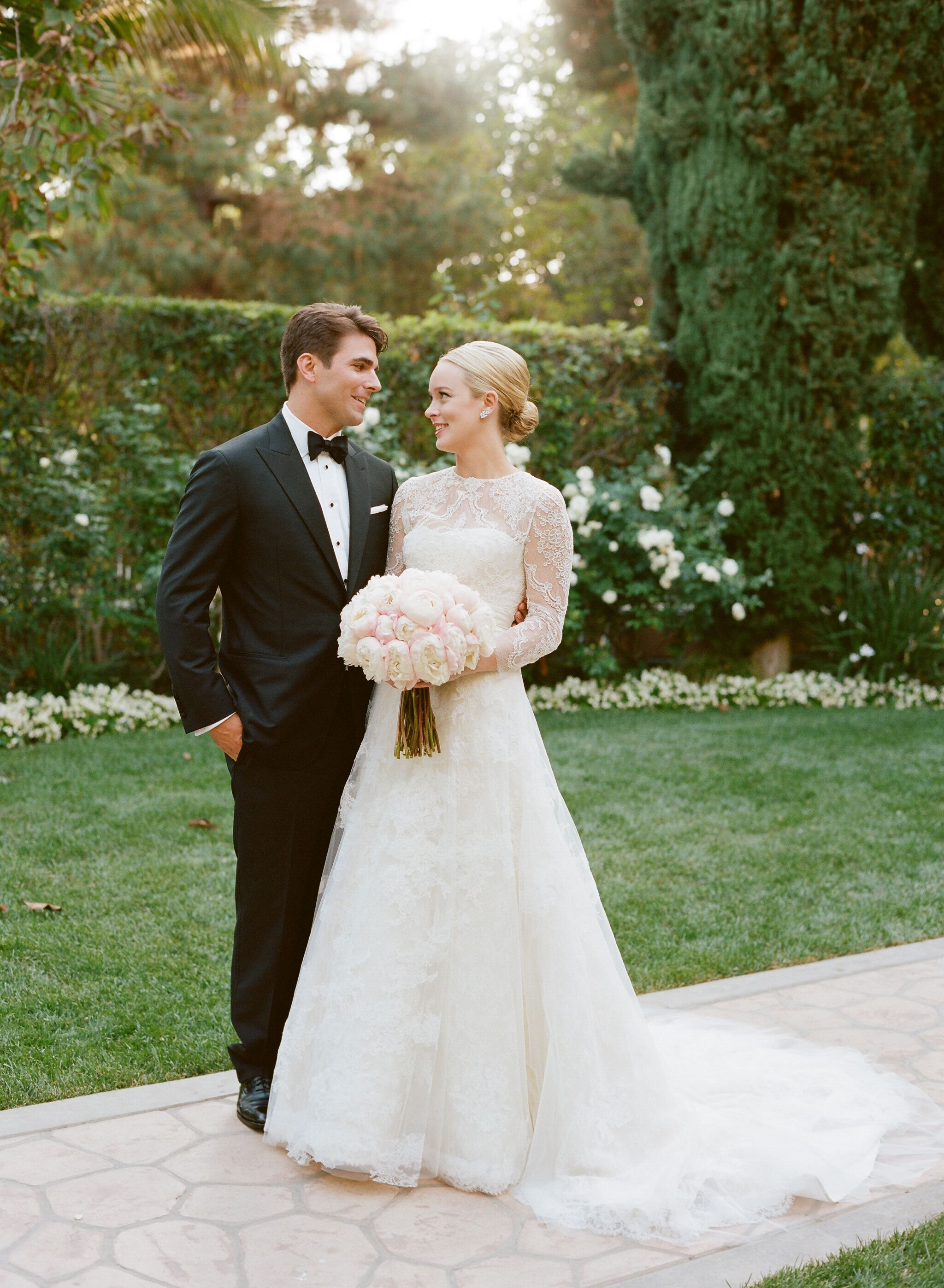 A Classic Luxurious Wedding At The Beverly Hills Hotel In Beverly