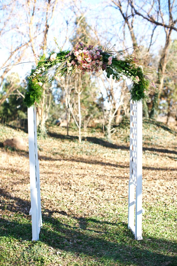 A Rustic Vintage Wedding At Fulford Barn In Brownfield Texas