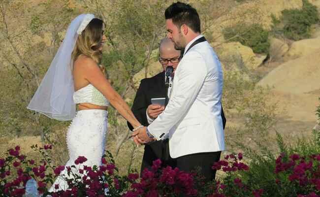 Scheana marie wedding