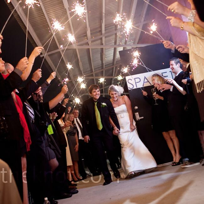 An Outdoor Wedding In Fort Worth, TX
