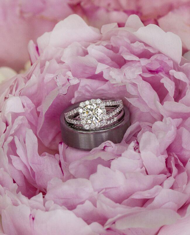 Creative Ways To Display Ring Richard Ellis Photography The Knot Blog