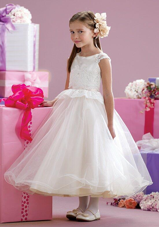 Joan Calabrese by Mon Cheri 215342 Flower Girl Dress photo