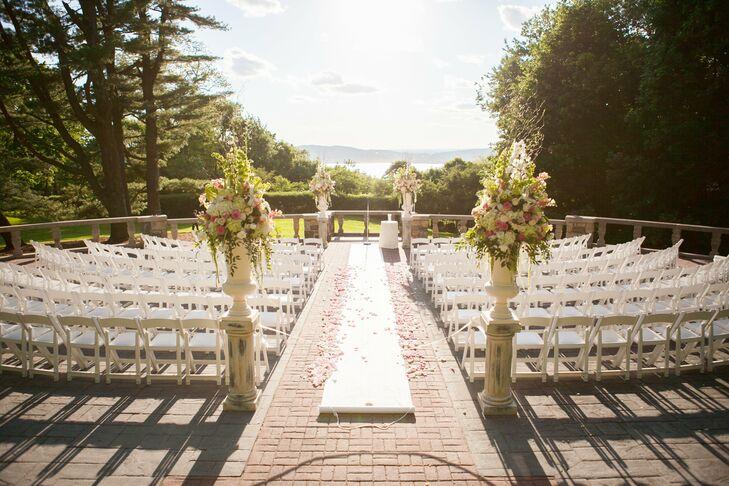 A Tappan Hill Mansion Wedding In Tarrytown New York