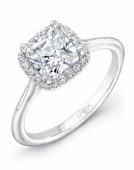 Uneek Fine Jewelry USMS08CU-5.5 Engagement Ring photo