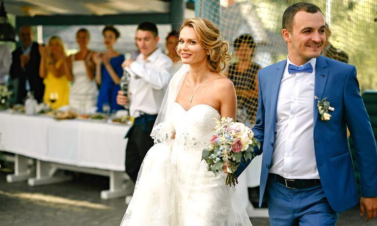 Bride And Groom Entrance Wedding Songs