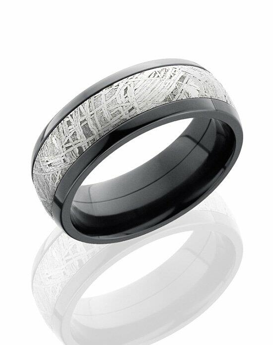 Lashbrook Z8D15/METEORITE Wedding Ring photo