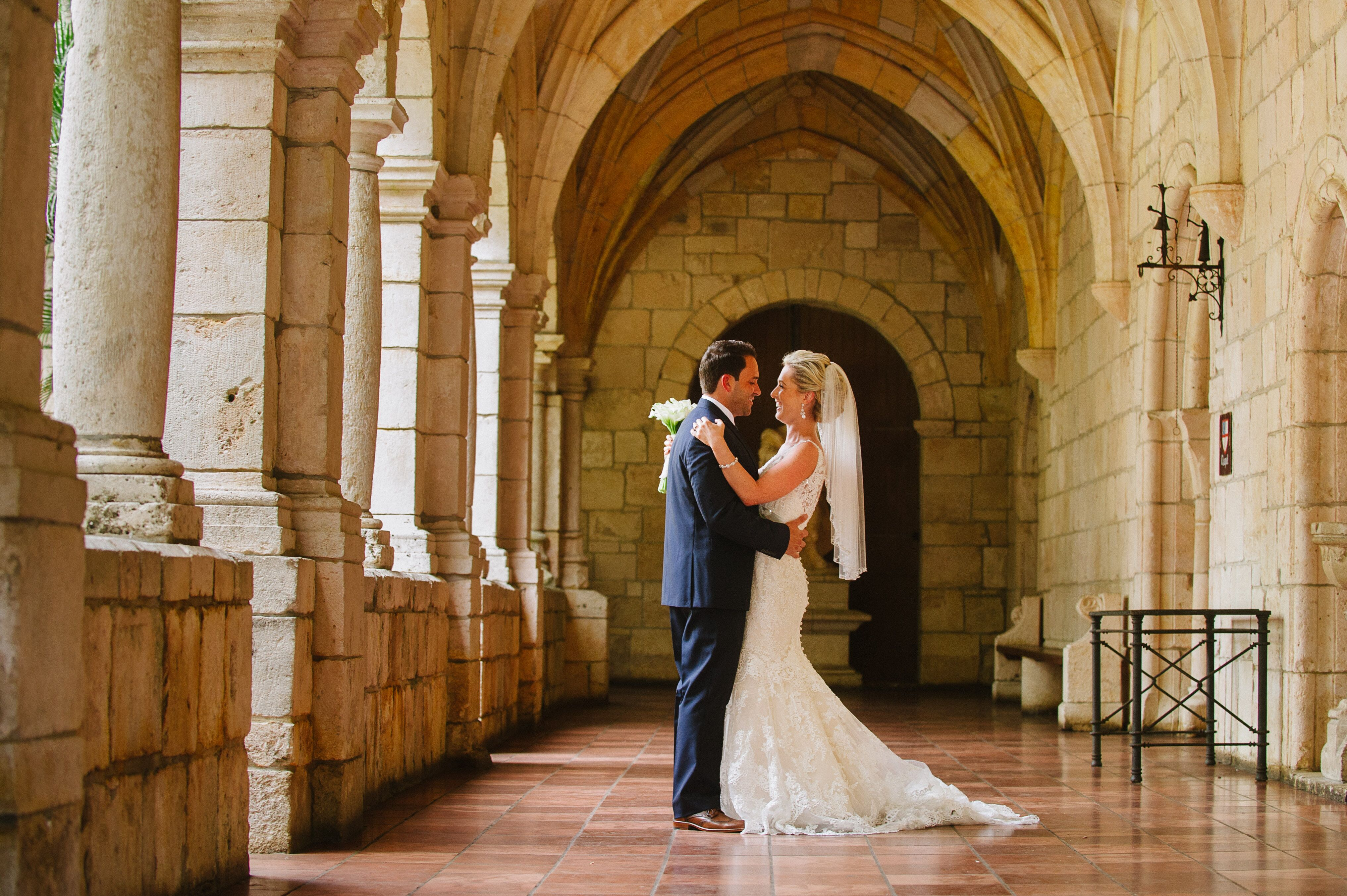 A Traditional Wedding At The Ancient Spanish Monastery In