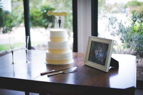 Vegan Wedding Cake Austin