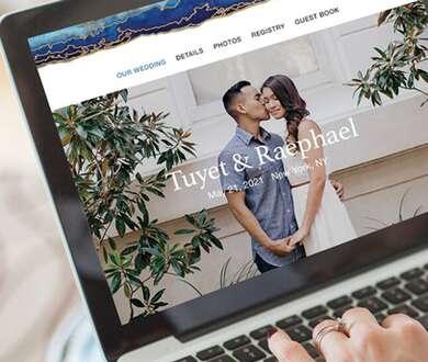 Creative Wedding Website Ideas You'll Love