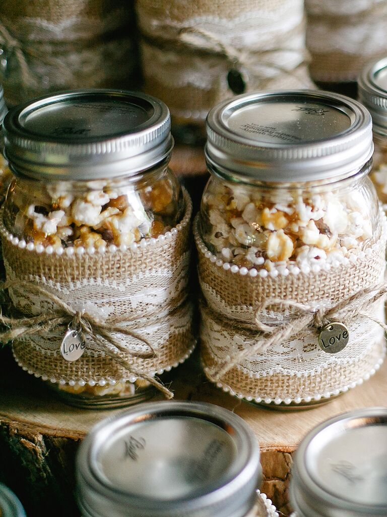 Budget Wedding | DIY Wedding Favours