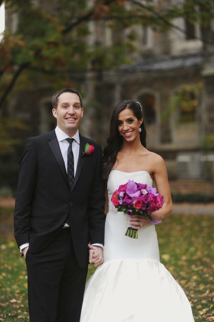 An Earhart Manor Wedding in Ann Arbor, Michigan