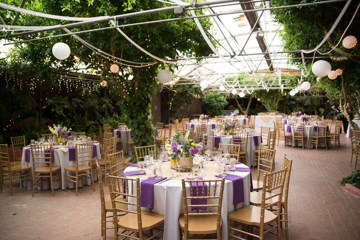 Garden Greenhouse Wedding Venue In Phoenix Arizona