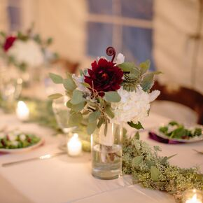 Whimsical Willow Branch Centerpiece