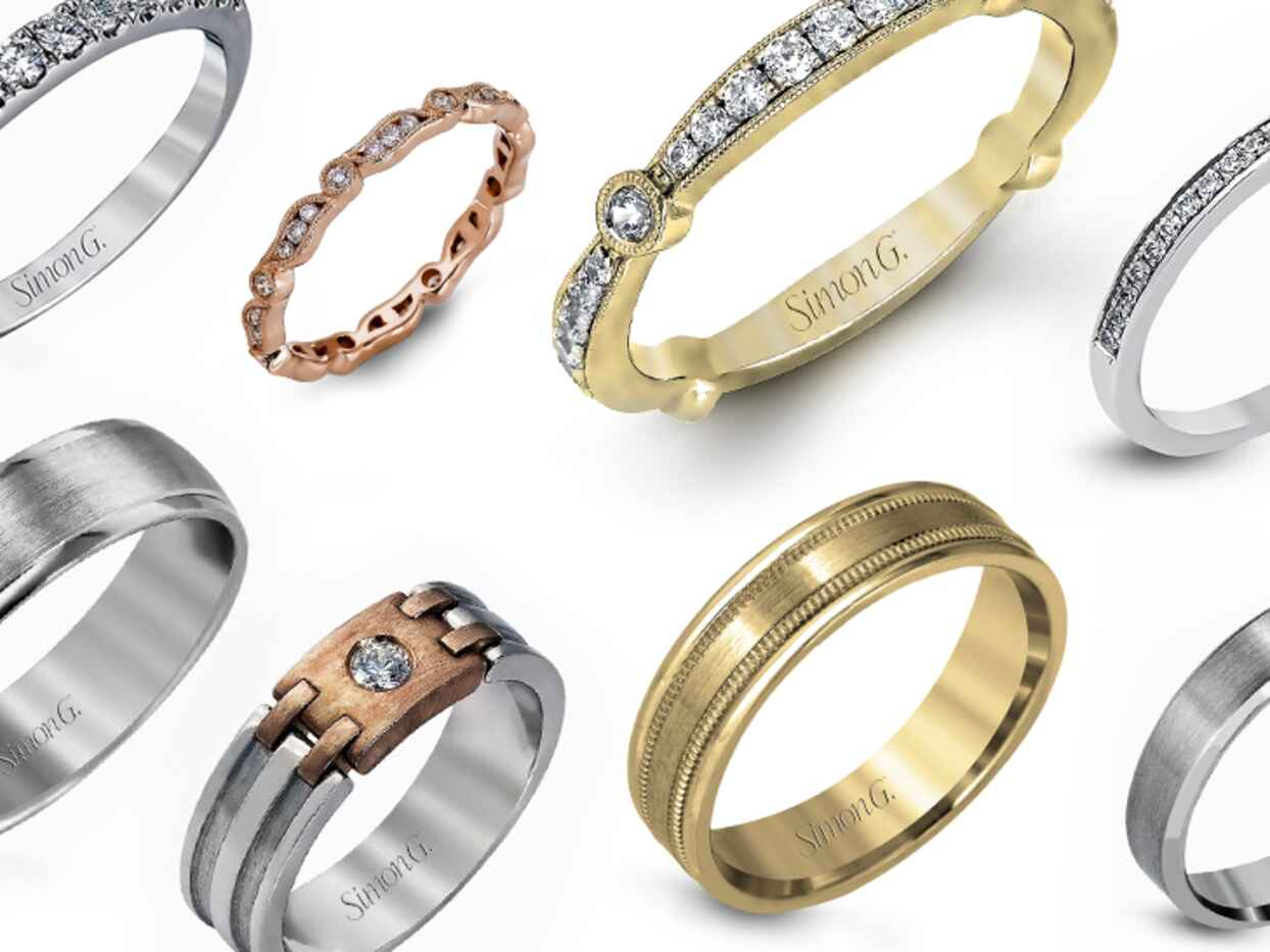 Stylish Wedding Rings to Shop Right Now