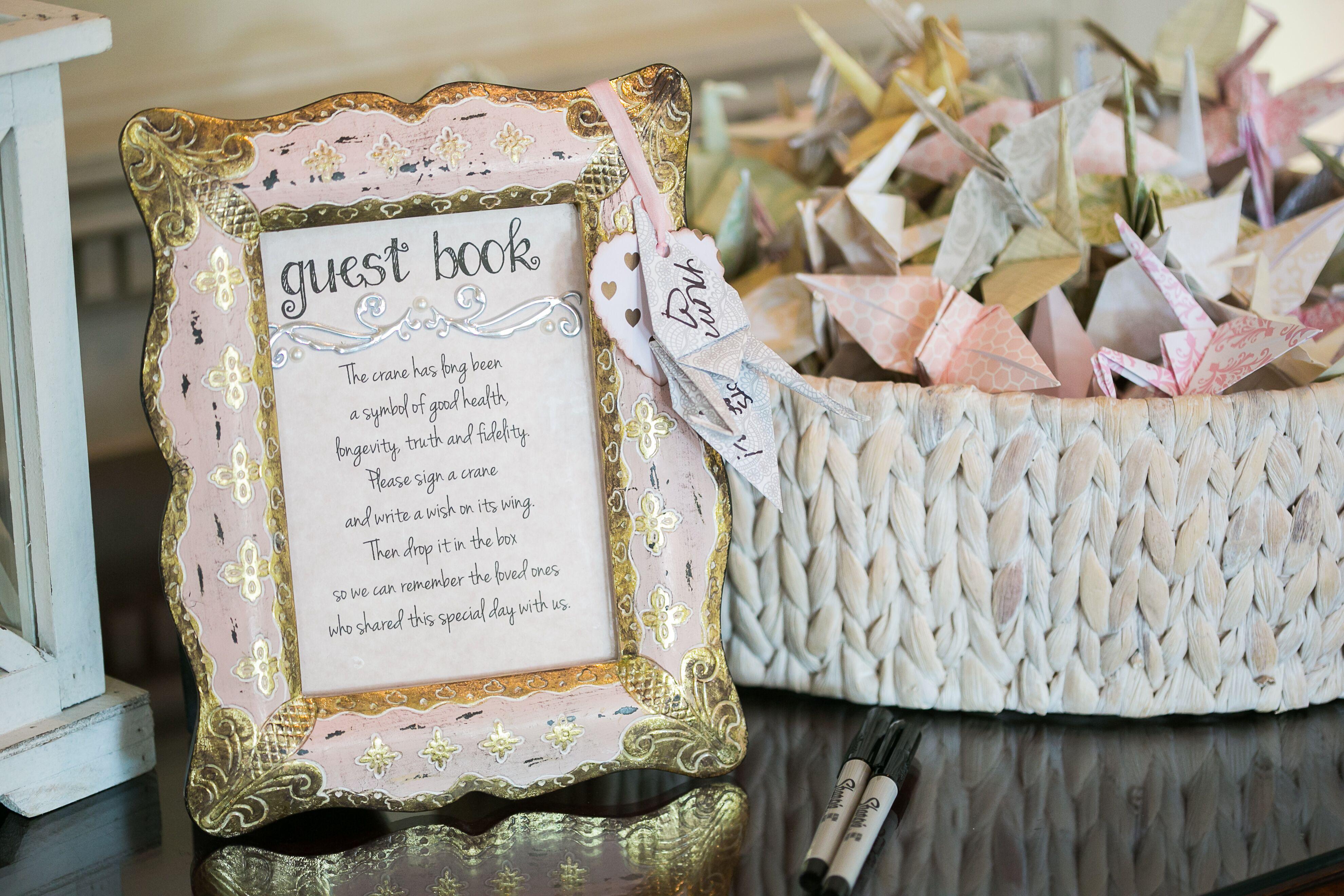 Wedding Guest Books