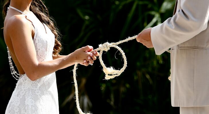 Tying The Knot Unity Ceremony