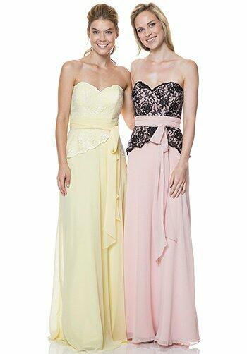 Bari Jay Bridesmaids 1529 Bridesmaid Dress photo