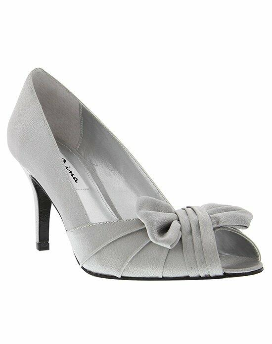 Nina Bridal FORBES_ROYAL SILVER Wedding Shoes photo