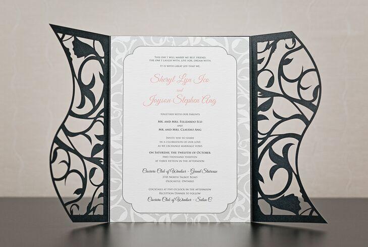 Standard Size Of Wedding Invitation