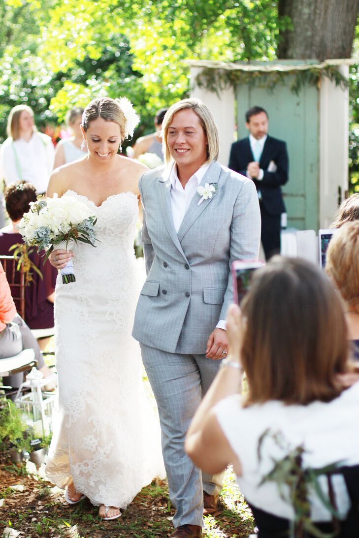 christie and jackie s wedding recessional