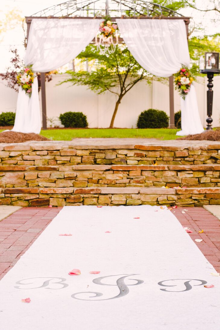 A Sweet Garden Wedding At Rosewood In Pinson Alabama