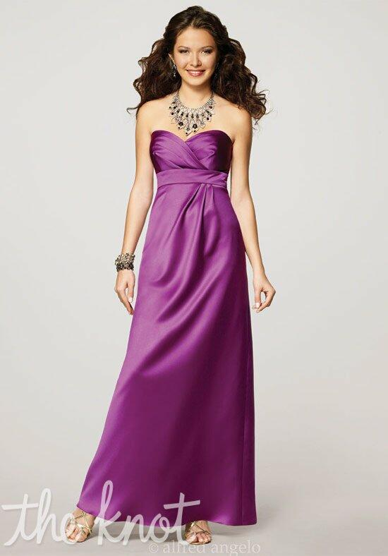Alfred Angelo Signature Bridesmaids 7132 Bridesmaid Dress photo