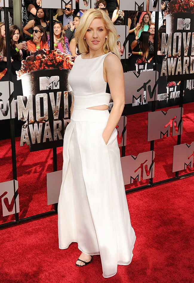 Ellie Goulding: Getty / TheKnot.com