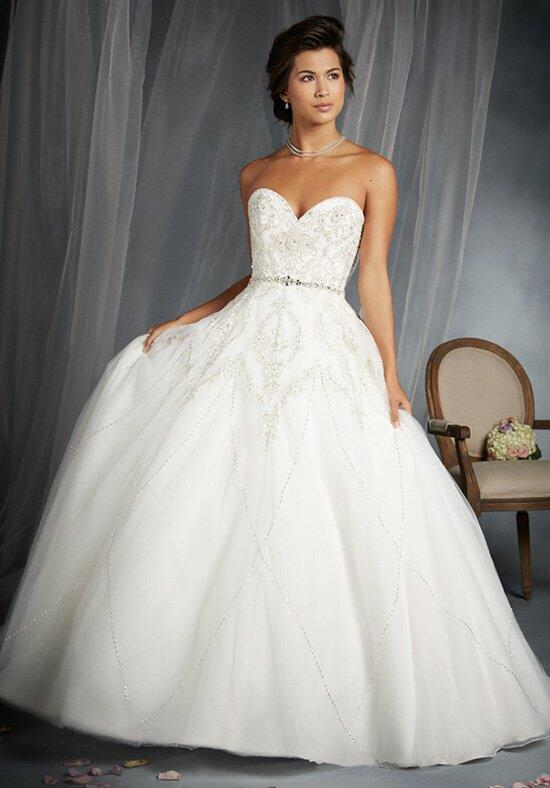 Disney Fairy Tale Weddings by Alfred Angelo 246 Wedding Dress photo
