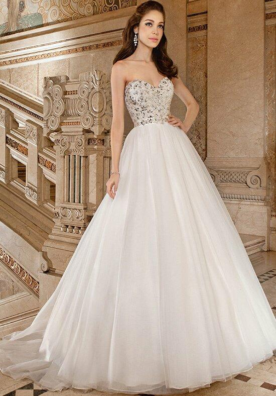 Demetrios 567 Wedding Dress photo