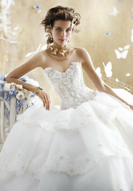 EVE OF MILADY BOUTIQUE 1513 Wedding Dress photo