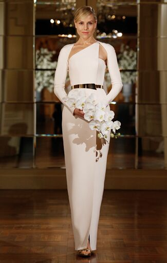 Most Edgy Wedding Dresses From Bridal Fashion Week!