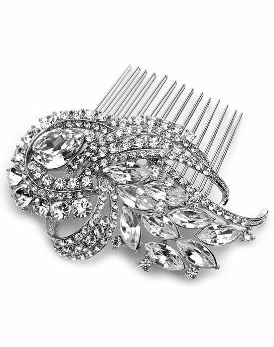 USABride Gianna Rhinestone Comb TC-2229 Wedding Pins, Combs + Clips photo