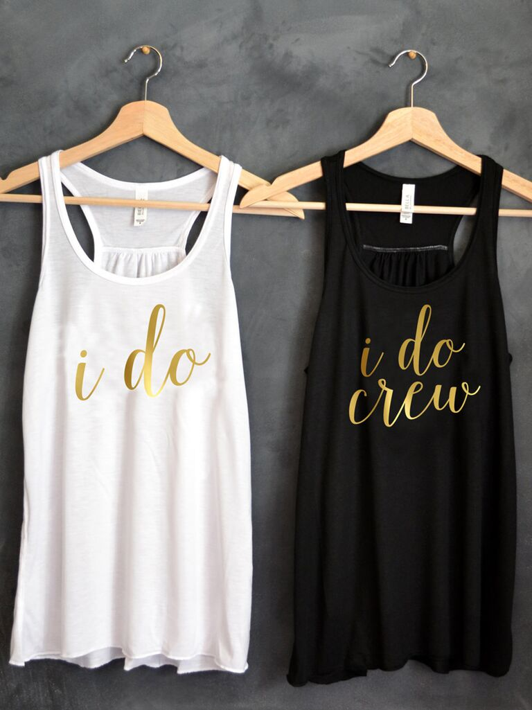 Creative Bachelorette Party Shirts For Every Squad
