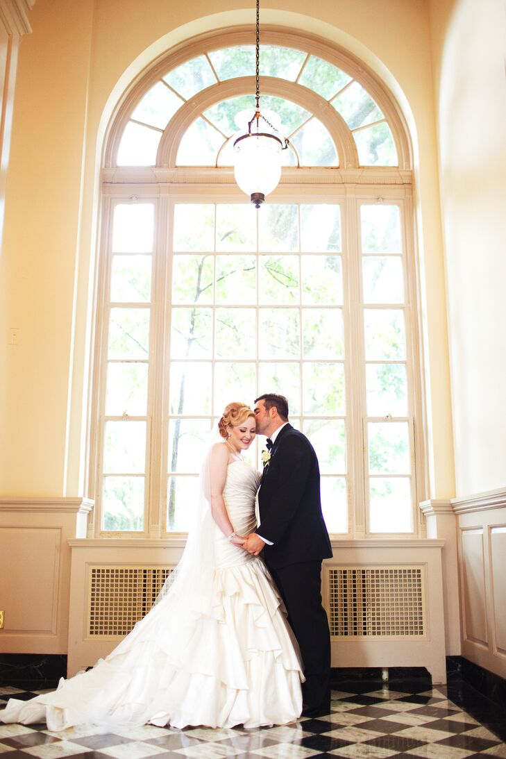A Glam Old Hollywood-Inspired Wedding at the Henry Ford Museum in ...