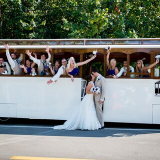 Real Wedding Trolleys