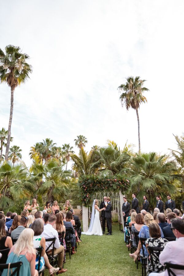 Palm Grove Lawn Ceremony