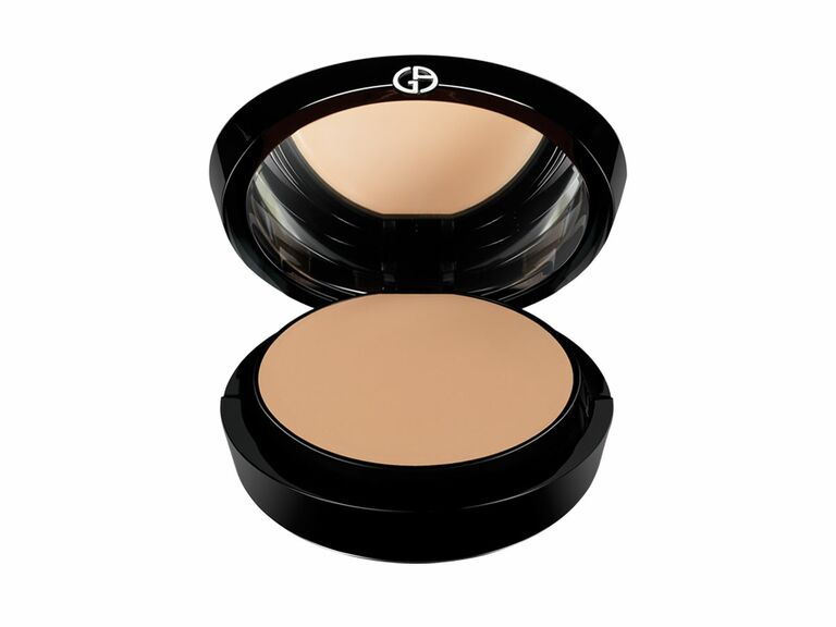 Armani UV protection compact foundation