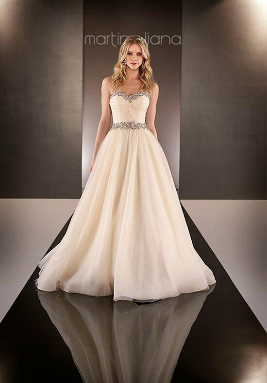 Martina Liana 572 Wedding Dress photo