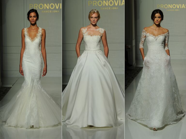 Wedding Gowns For Fall 84