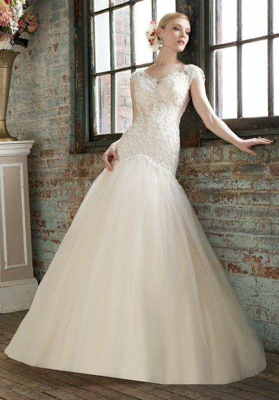 Moonlight Collection J6281 Wedding Dress photo