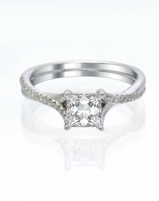Timeless Designs R1481-B Engagement Ring photo