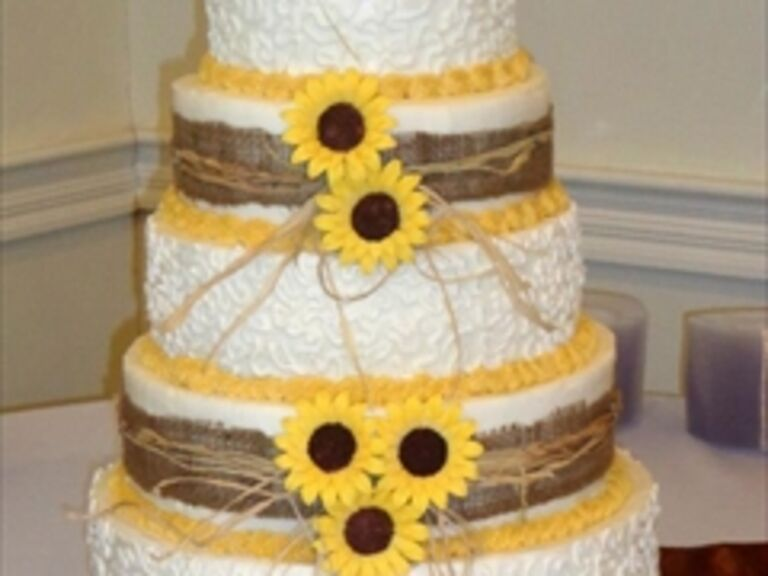 Wedding Cakes in Charleston