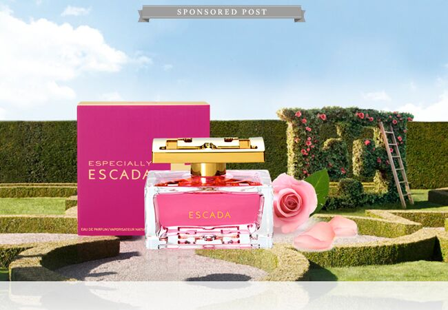Escada's Ultimate Wedding Fragrance (It's Got A Hint Of Rose)