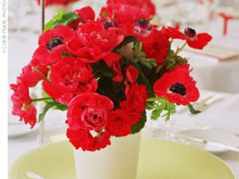 10 Wedding Centerpiece Ideas