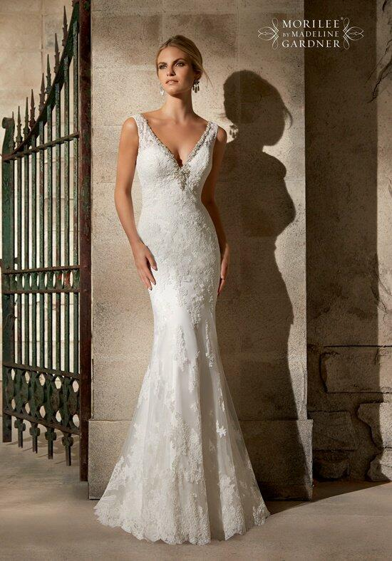 Mori Lee by Madeline Gardner 2721 Wedding Dress photo