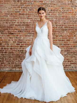 Zac Posen Wedding Dresses 2018 28